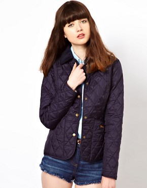 Image 1 ofBarbour Liddesdale Quilted Jacket