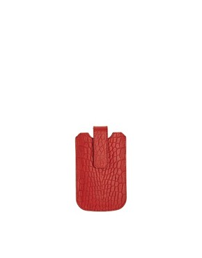 Image 1 ofWhistles Leather iPhone Case
