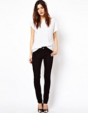 Pieces Black Jegging