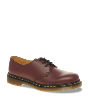 Image 2 ofDr Martens Original 3-Eye Shoes