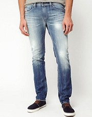Diesel - Thavar 810N - Jeans slim