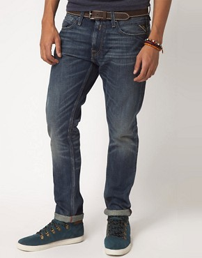 Image 1 ofReplay Jeans Jeto Slim