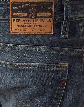 Image 4 ofReplay Jeans Jeto Slim