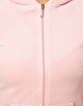 Image 3 ofJuicy Couture Velour Basics Hoodie