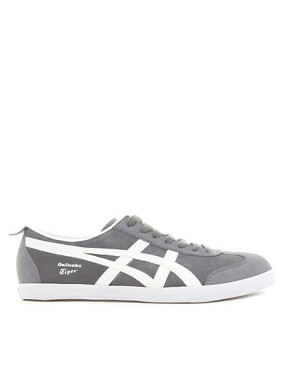Image 4 ofOnitsuka Tiger Mexico 66 Vulc Suede Trainers
