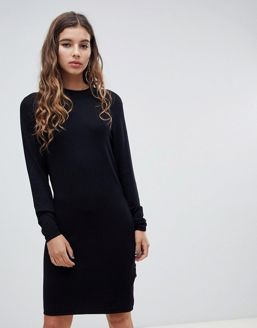 Femme jdy - robe pull - noir
