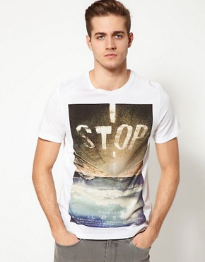 Image 1 ofRiver Island T-Shirt