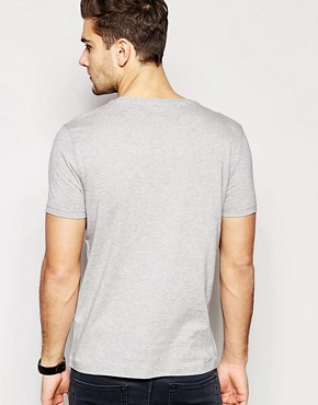 Image 2 ofASOS Crew Neck T-Shirt With Pocket