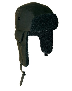 Image 1 ofBarbour Hunter Trapper Hat