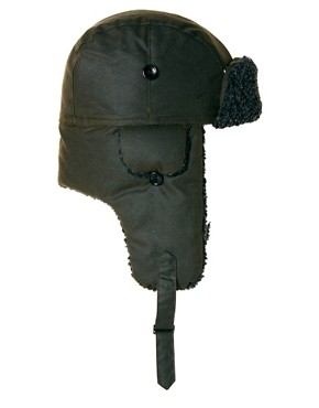Image 2 ofBarbour Hunter Trapper Hat