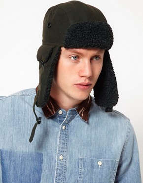 Image 4 ofBarbour Hunter Trapper Hat