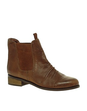 Image 1 ofASOS ALFIE Leather Chelsea Ankle Boot