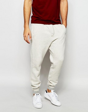 Abercrombie & Fitch Cuffed Joggers with Tipping