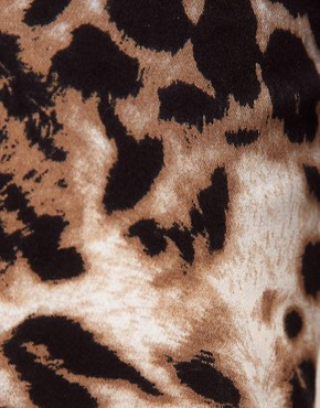 Image 3 ofOh My Love Leopard Skinny Jeggings
