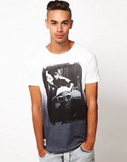 Camiseta Rap de Worn By