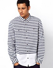 Vans Shirt Hosmer Printed Stripe