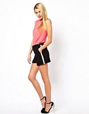 Oasis Side Stripe Shorts