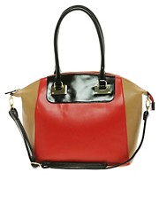 Bolso de hombro Clean Fitting de Oasis