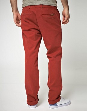 Image 2 of7 For All Mankind Slimmy Chinos