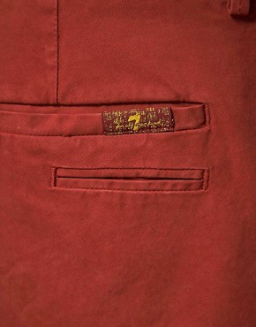 Image 3 of7 For All Mankind Slimmy Chinos