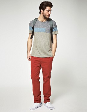 Image 4 of7 For All Mankind Slimmy Chinos