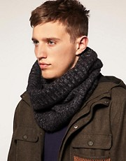 ASOS Chunky Rib Snood