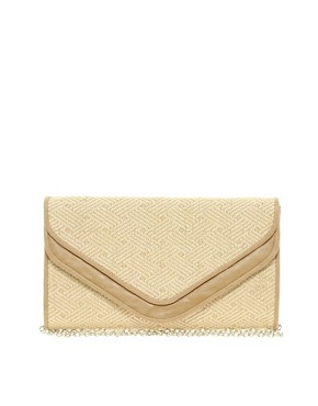 Image 1 ofJohnny Loves Rosie Envelope Clutch Bag