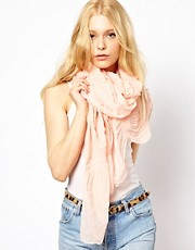 New Look Ruffle Scarf