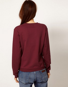 Image 2 ofA Question Of Chic Organic Sweatshirt