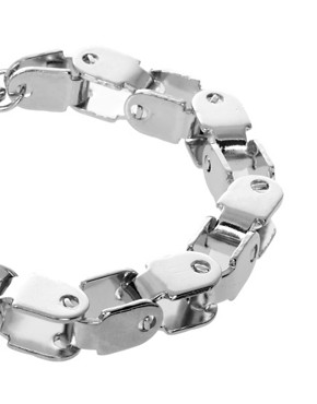 Image 4 ofASOS Bike Chain Bracelet