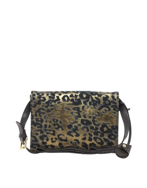 Image 1 ofPaul Smith Poppy Leopard Bag