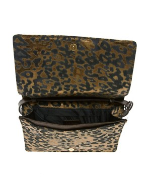 Image 2 ofPaul Smith Poppy Leopard Bag
