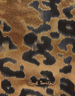 Image 4 ofPaul Smith Poppy Leopard Bag