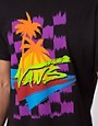 Image 3 ofVans T-Shirt Venice Boulavard Print