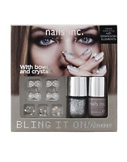Nails Inc Bling It On Romance