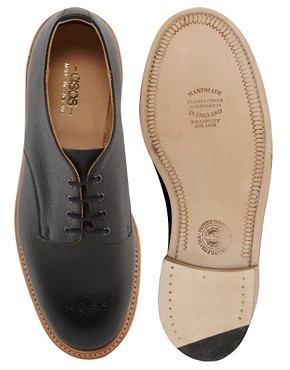 Image 3 ofASOS Derby Shoes Made in England