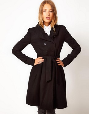 Image 1 of Religion Greta Wool Mix Coat
