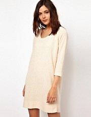 BZR Phyllis Dress in Slubby Cotton