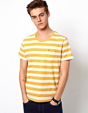 Selected Bold Stripe T-Shirt