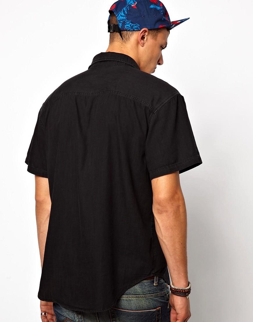 Image 2 ofRiver Island Oversized Denim Shirt