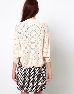 Image 2 ofVero Moda Crochet Shrug