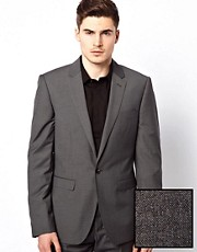 French Connection Suit Jacket Cocteau Plain