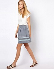 NW3 Evelyn Full Skirt