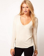 ASOS Forever Long Sleeve Top