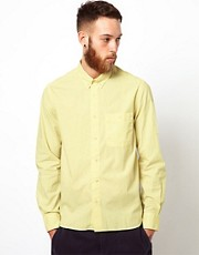 YMC Shirt with Poplin Cotton