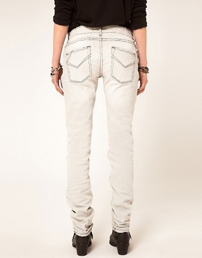 Image 2 ofZadig and Voltaire Skinny Bleach Jeans