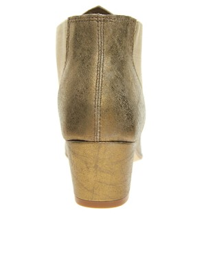 Image 3 ofAldo Mooneyham Gold Western Boots