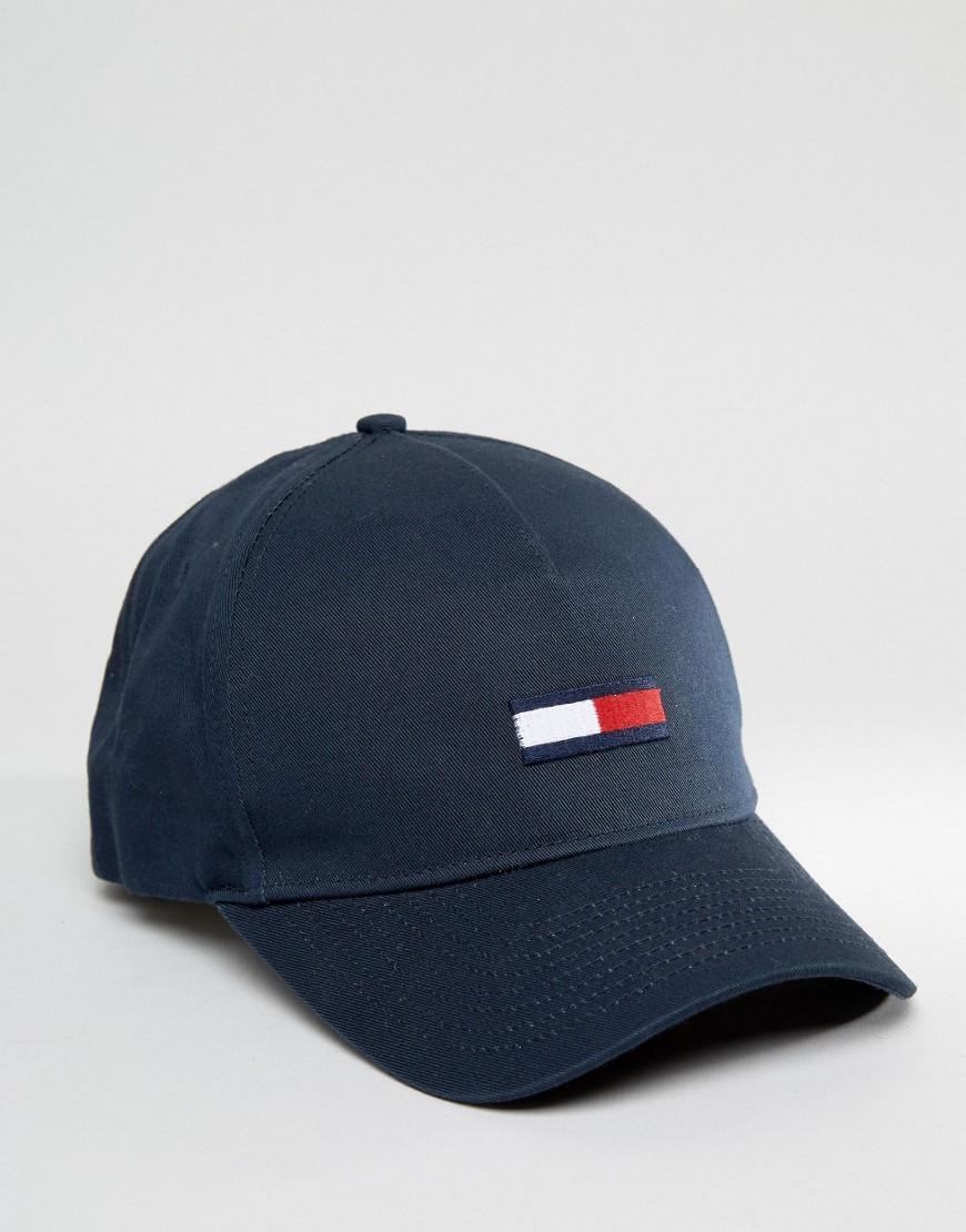 tommy-hilfiger-thdm-flag-baseball-cap-in-navy-navy
