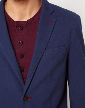 Image 3 of Selected Casual Blazer