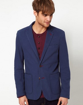 Image 1 of Selected Casual Blazer